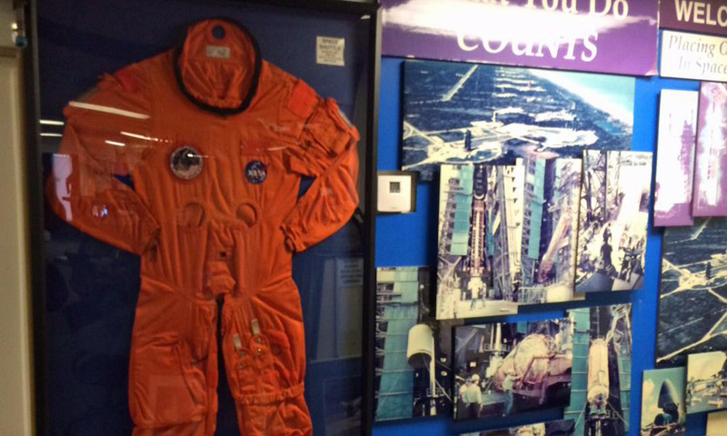 Space Shuttle Advanced Crew Escape Suit