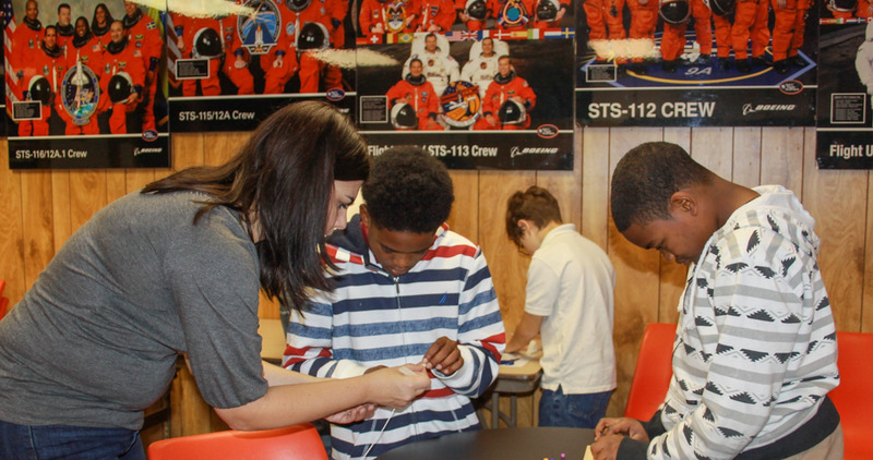 Educational programs at the museum